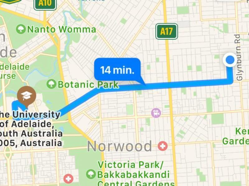 St Morris, SA, Adelaide, Australia Homestay
