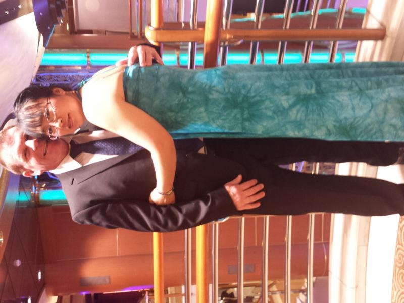 On Our Princess Cruise