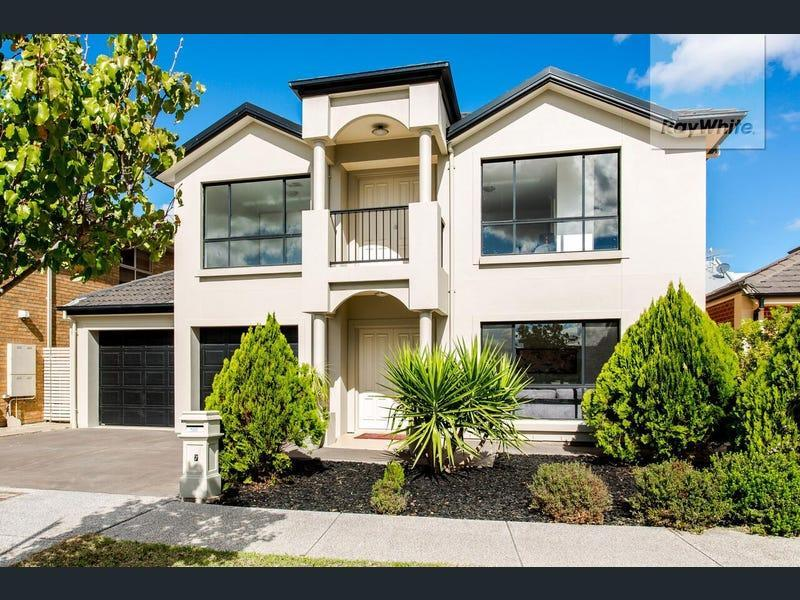Our house in Mawson Lakes