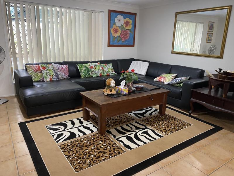Large open lounge