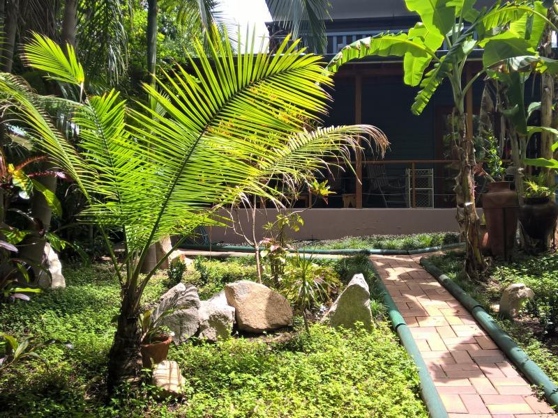 Garden from Superior Room 2