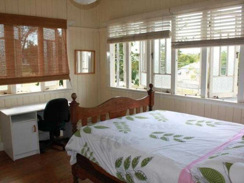 One of our spacious bedrooms