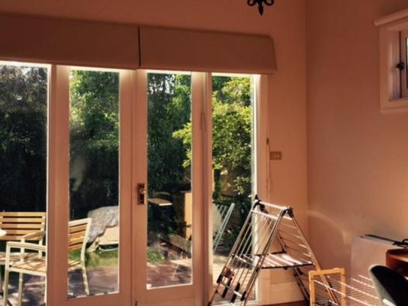 Garden Bedroom with View