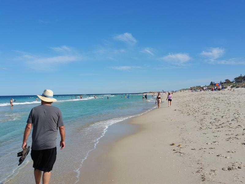 Beautiful Scarborough Beach, Western Australia