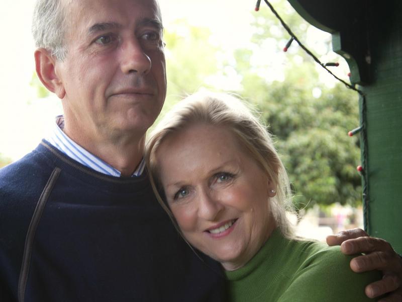 Fiona and Ian