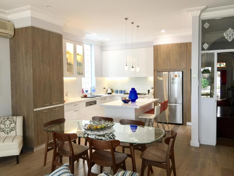 Kitchen Dinning area