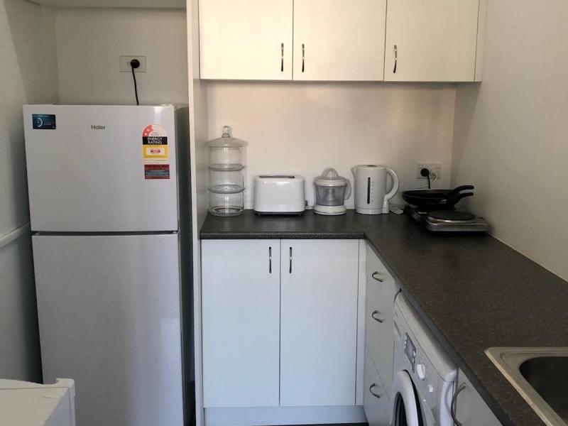 Students own kitchen