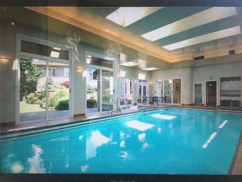 Royal Mansion indoor Swimming pool