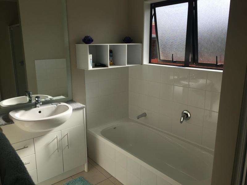 Bathroom for student also with shower