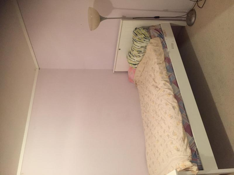 This is another bed from the 5 bed Dormitory room!!!