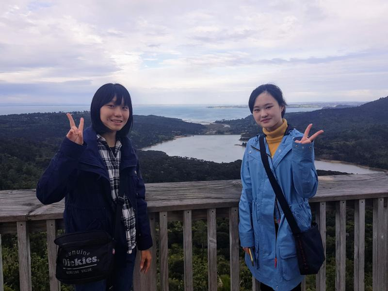 Day out with homestays