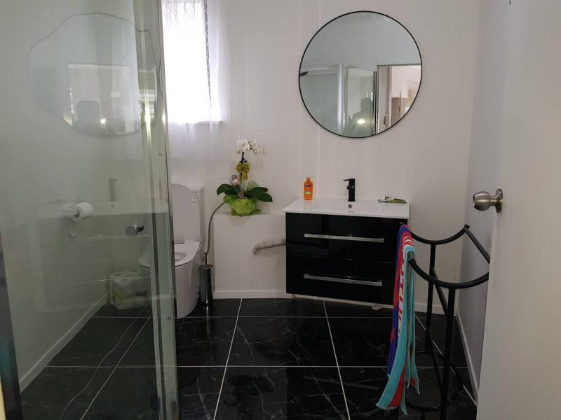 Bathroom-all new and very clean