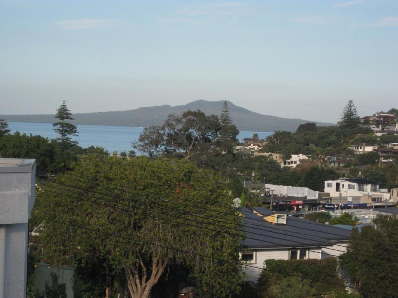 View of Mairangi Bay from our house