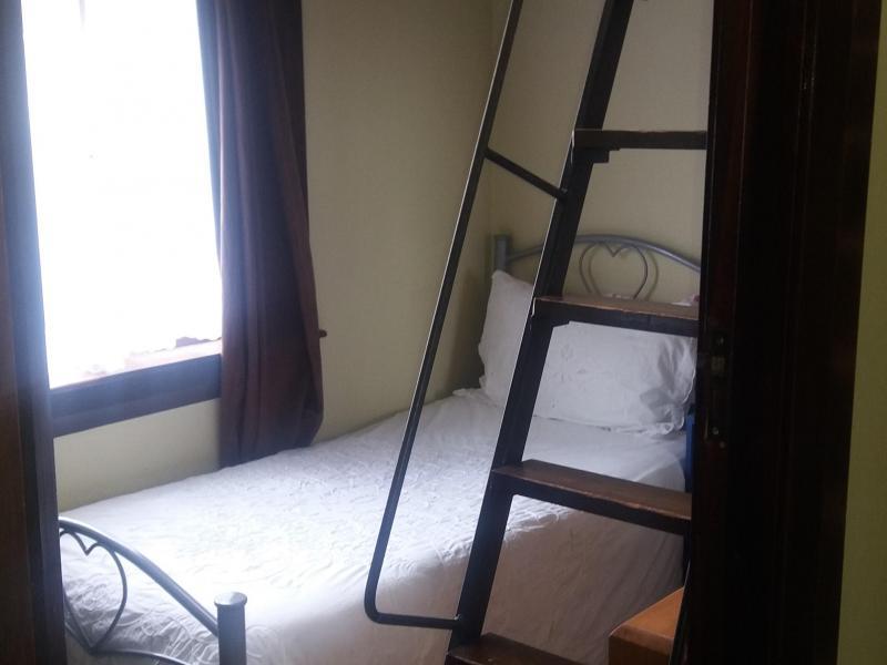Ground floor mezzanine room