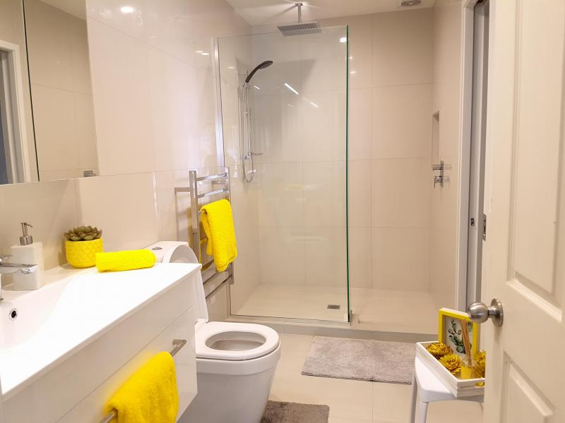 your ensuite bathroom