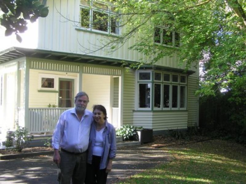 Edgeware, Christchurch, New Zealand Homestay