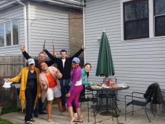 Homestay in Chicago